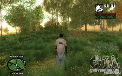 Project Oblivion 2010 For Low PC V2 для GTA San Andreas четвёртый скриншот