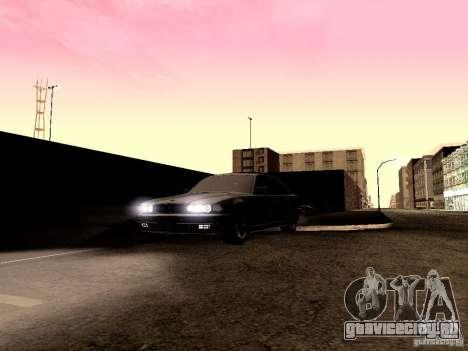 LibertySun Graphics For LowPC для GTA San Andreas шестой скриншот