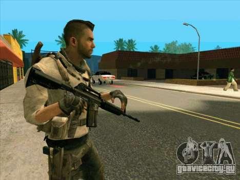 Соуп Мактавиш для GTA San Andreas второй скриншот