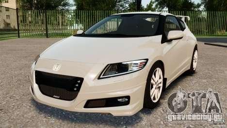 Honda Mugen CR-Z v1.1 для GTA 4