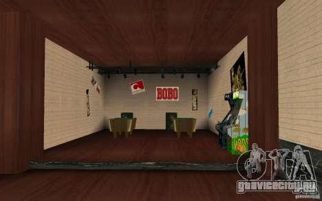 Новый бар в Гантоне v.2 для GTA San Andreas третий скриншот