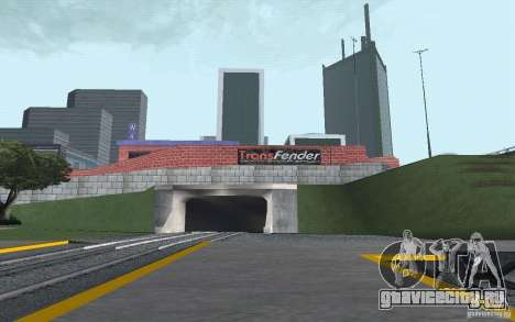 Новый автосалон Wang Cars для GTA San Andreas седьмой скриншот