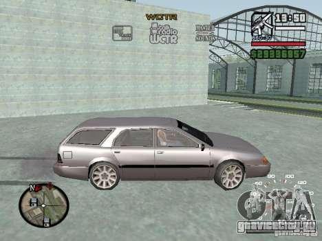 Радио Худ (иконки Радио как в GTA IV) для GTA San Andreas второй скриншот