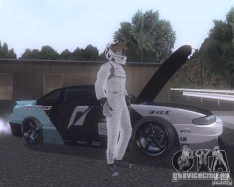 Matt Powers NFS Team для GTA San Andreas
