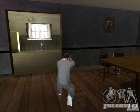 Пистолет с глушителем для GTA San Andreas третий скриншот