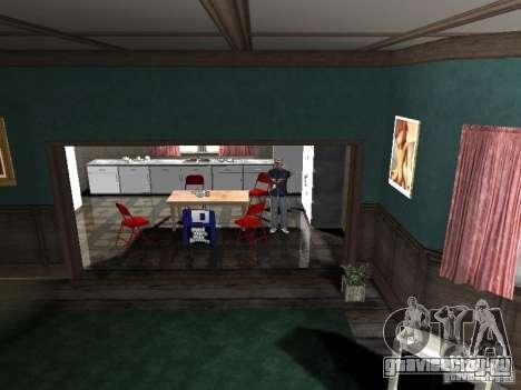 Свободное перемещение камеры для GTA San Andreas шестой скриншот