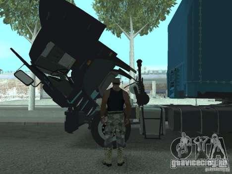 Активная приборная панель v. 3.0 для GTA San Andreas второй скриншот