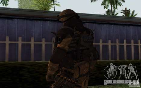 Штуромвик из Warface для GTA San Andreas третий скриншот