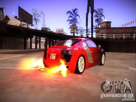 Эффекты выхлопной трубы для GTA San Andreas