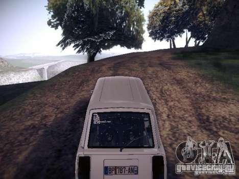Ваз 2104 Пневмо для GTA San Andreas вид справа