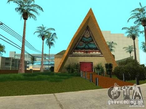Новые текстуры для казино Пилигрим для GTA San Andreas четвёртый скриншот
