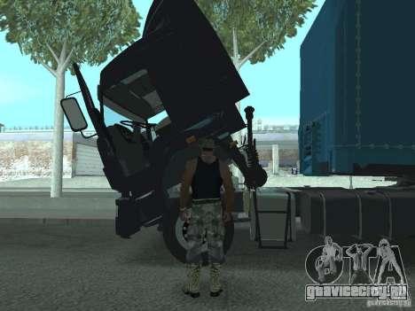 Активная приборная панель v. 3.0 для GTA San Andreas третий скриншот