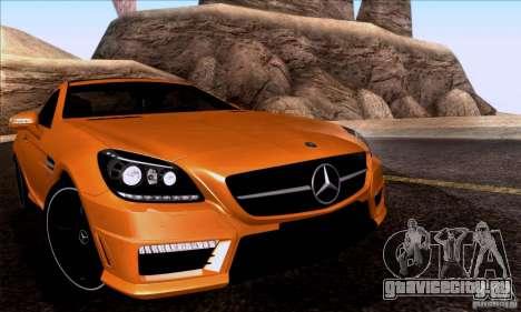 SA_nGine v1.0 для GTA San Andreas четвёртый скриншот