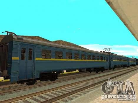 ЭР2 8011 для GTA San Andreas вид слева