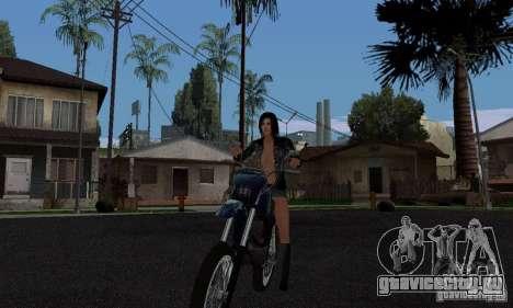 Крепкий Ездок для GTA San Andreas второй скриншот