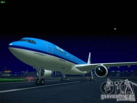 Airbus A330-200 KLM Royal Dutch Airlines для GTA San Andreas