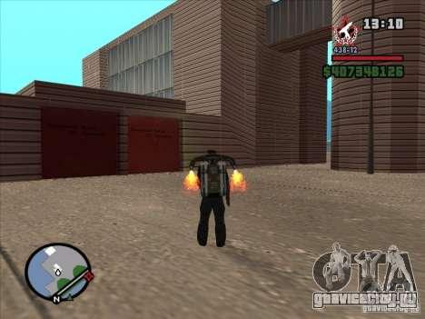 Новый аэропорт в Сан-Фиерро для GTA San Andreas девятый скриншот