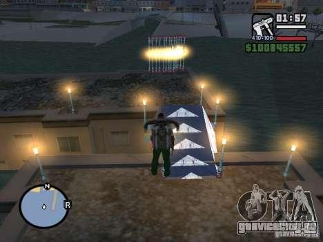 Night moto track для GTA San Andreas четвёртый скриншот