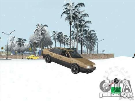 Volkswagen Passat B3 для GTA San Andreas колёса