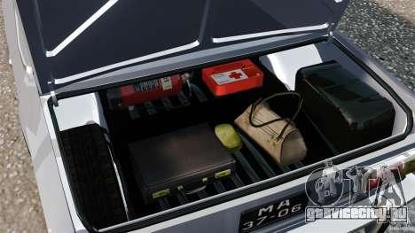 ВАЗ-2101 Stock для GTA 4 вид сверху
