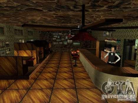 Новые текстуры бара UFO для GTA San Andreas шестой скриншот