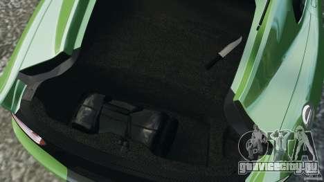 SRT Viper GTS 2013 для GTA 4 салон