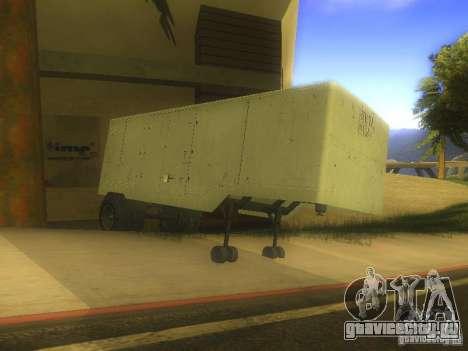Прицеп ОдАЗ 794 для GTA San Andreas вид слева