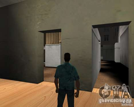 New Downtown: Ammu Nation для GTA Vice City седьмой скриншот