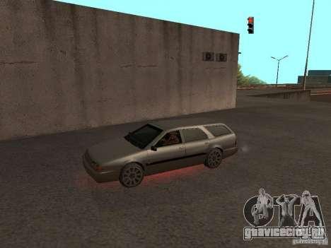 Neon mod для GTA San Andreas