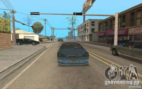 Theft of vehicles 1.0 для GTA San Andreas