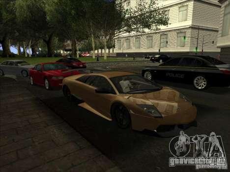 Queen Unique Graphics HD для GTA San Andreas четвёртый скриншот