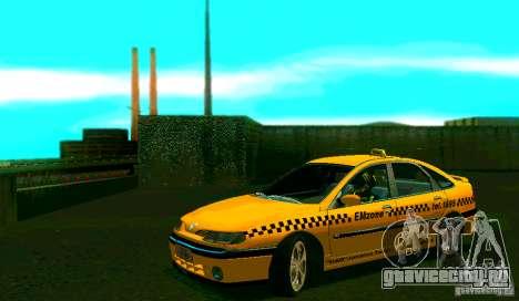 Renault Megane Taksi для GTA San Andreas