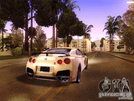 ENBSeries для GTA San Andreas шестой скриншот