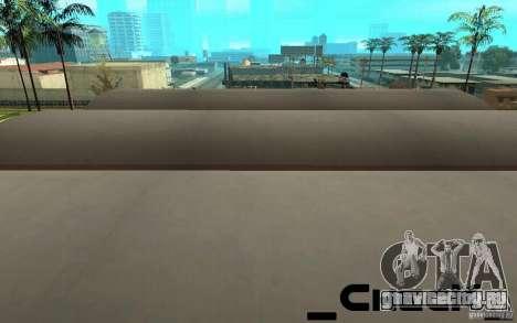 Респаун San News для GTA San Andreas третий скриншот