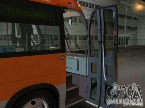 GMC RTS для GTA Vice City вид справа