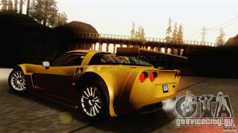 Optix ENBSeries Anamorphic Flare Edition для GTA San Andreas восьмой скриншот