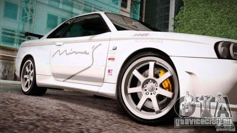 FM3 Wheels Pack для GTA San Andreas десятый скриншот