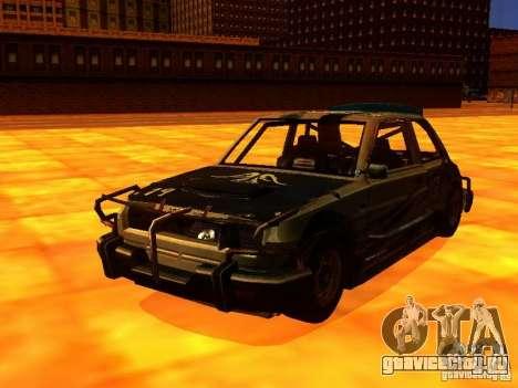 CHILI from FlatOut 2 для GTA San Andreas