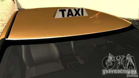 Dodge Charger SRT8 Re-Upload для GTA San Andreas вид сверху