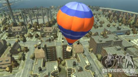 Balloon Tours option 6 для GTA 4 вид сзади слева