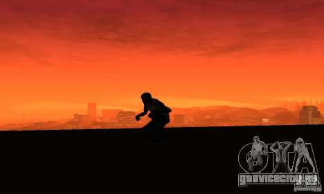 Sunshine ENB Series by Recaro для GTA San Andreas шестой скриншот