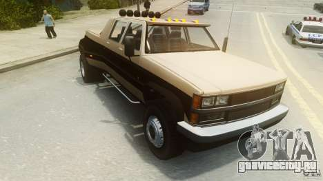 Declasse Yosemite Dually для GTA 4