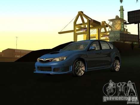 GFX Mod для GTA San Andreas