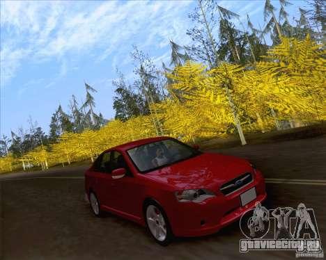 HQ Realistic World v2.0 для GTA San Andreas десятый скриншот