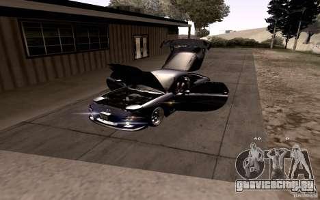Mazda RX-7 Hellalush для GTA San Andreas колёса