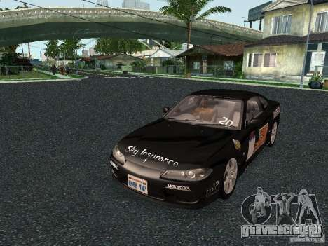 Nissan Silvia S15 Tunable для GTA San Andreas вид справа
