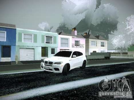 BMW X6M E72 для GTA San Andreas