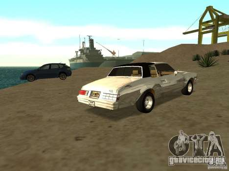 GFX Mod для GTA San Andreas второй скриншот