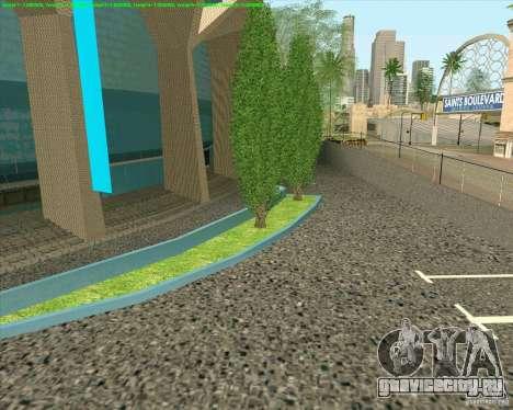 Новые текстуры стадиона Los Santos Forum для GTA San Andreas четвёртый скриншот