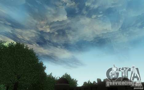 Real Sky Efects для GTA San Andreas